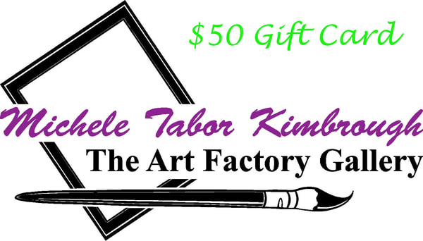 $50 Gift Card | Michele Tabor Kimbrough