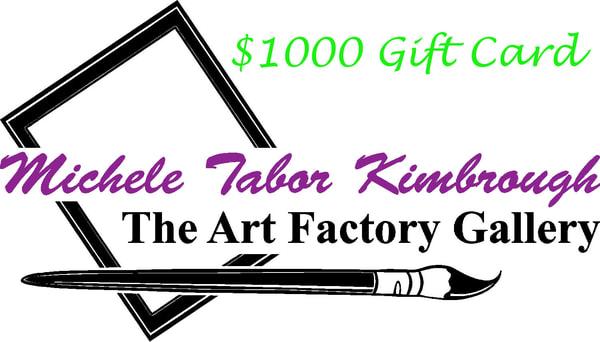 $1000 | Michele Tabor Kimbrough