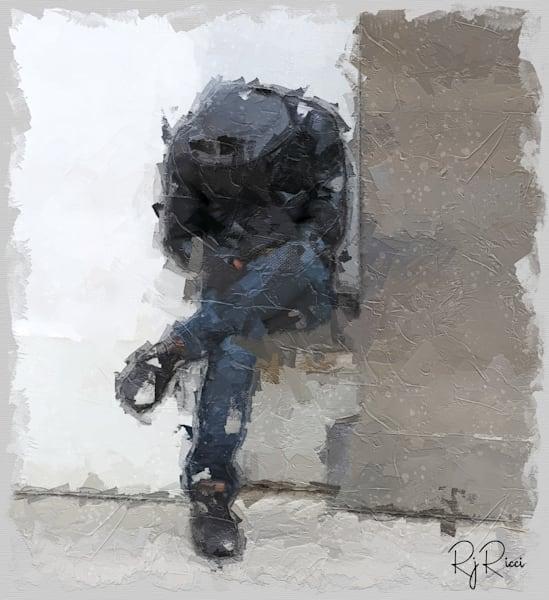 La Bum  Art | R.j.Ricci Art