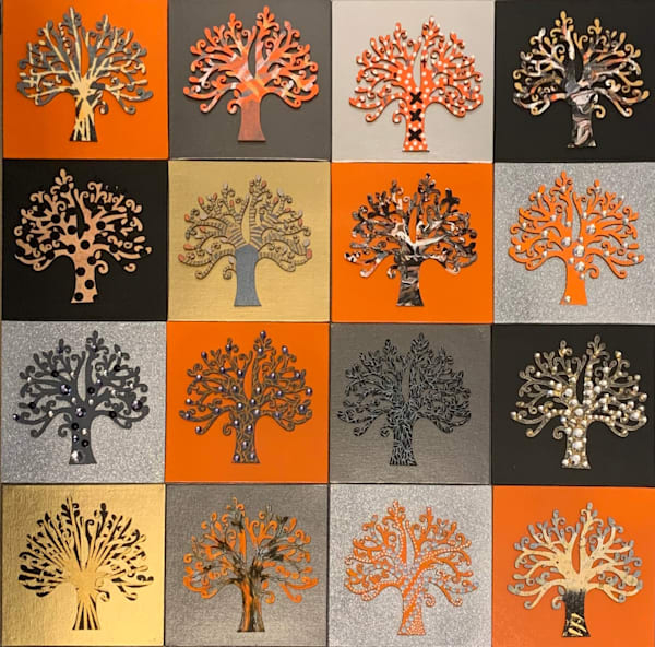 Family Tree Art | Nisha Strain