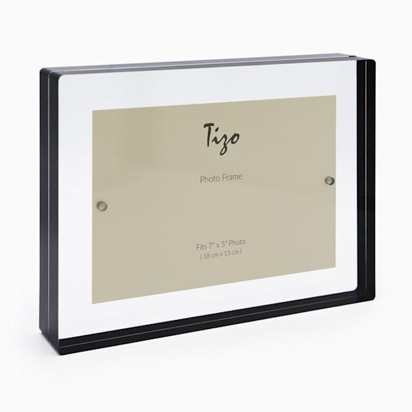 5x7 Black Acrylic Block Frame