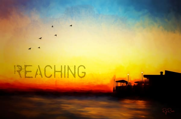 Reaching Art | R.j.Ricci Art