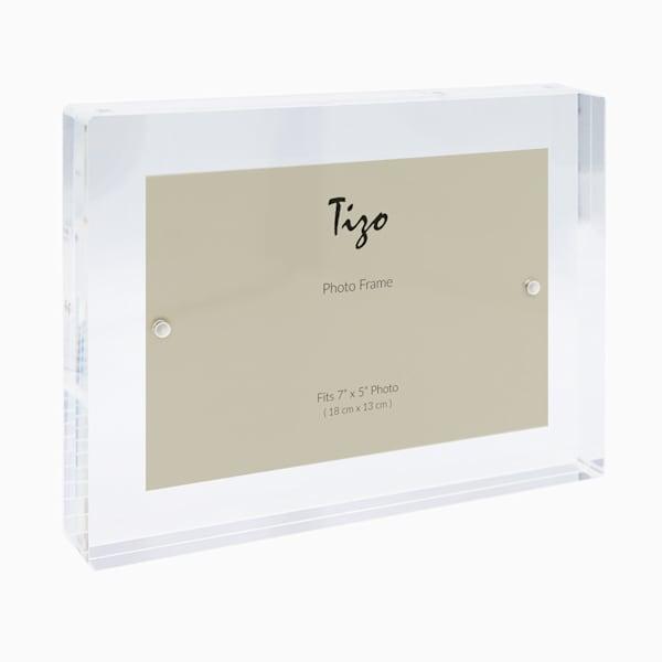 5x7 Clear Acrylic Block Frame