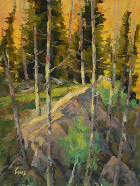 Forest Sunrise Art | Gary Gore