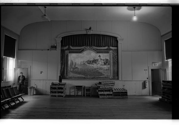 Town Hall Photography Art | Harry John Kerker Photo Artist