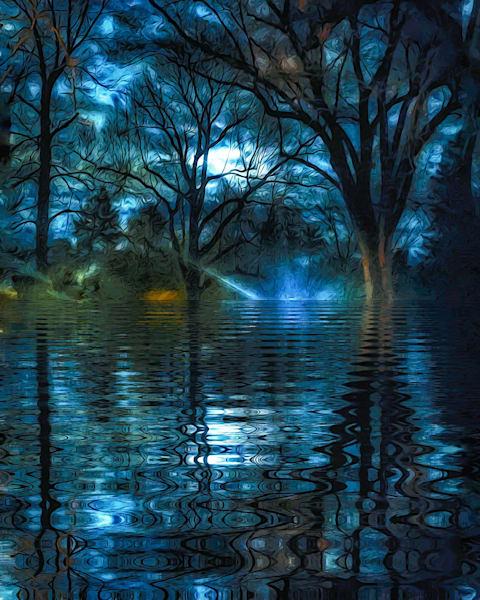 """Midnight Oasis"" Photography Art | Inspired Imagez"