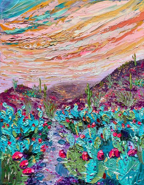 Desert Treasure Art | Tessa Nicole Art