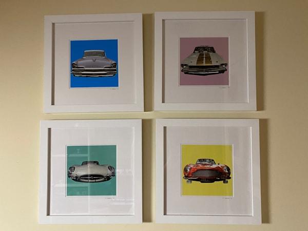 Classic Cars Photography Art | CLAUDIA LARRAIN