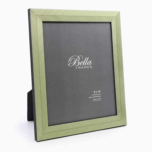 8x10 Green Herringbone Photo Frame