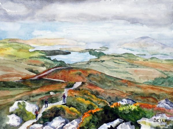 View From Diamond Hill Art | David Beale