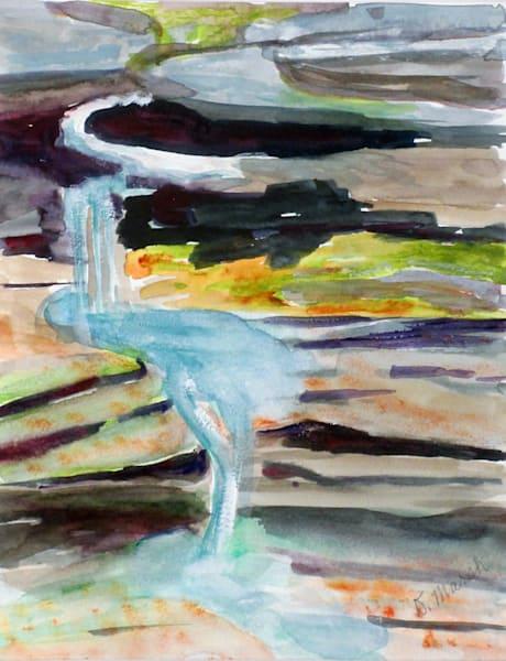 Waterfall For Prints Art   David Beale