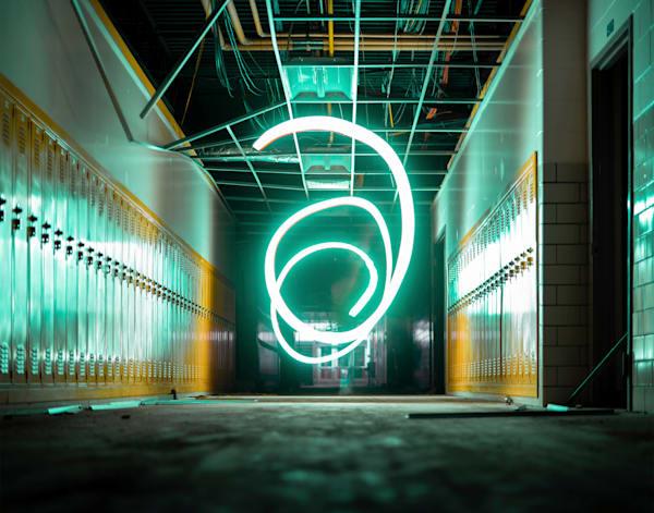 Green Light   Matted And Ready To Frame Art | Kentucky Art Mine, LLC