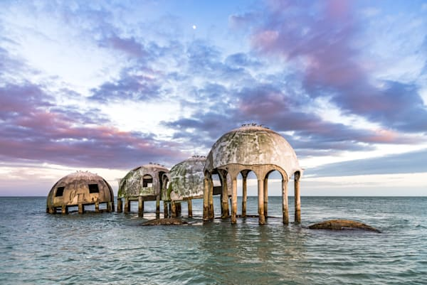 Dome House Skies Photography Art   Gingerich PhotoArt