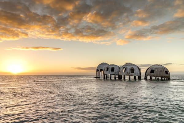 Dome House Sunset Photography Art   Gingerich PhotoArt