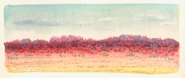 Pondering, $220 Art   Jim Eaton Productions