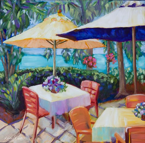 Cj's On The Bay Art | Kristin Webster Art Studio