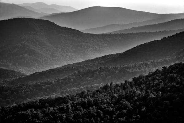 Shenandoah Black and White | Shop Photography by Rick Berk
