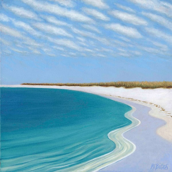 Cirrus Art | Margaret Biggs Fine Art