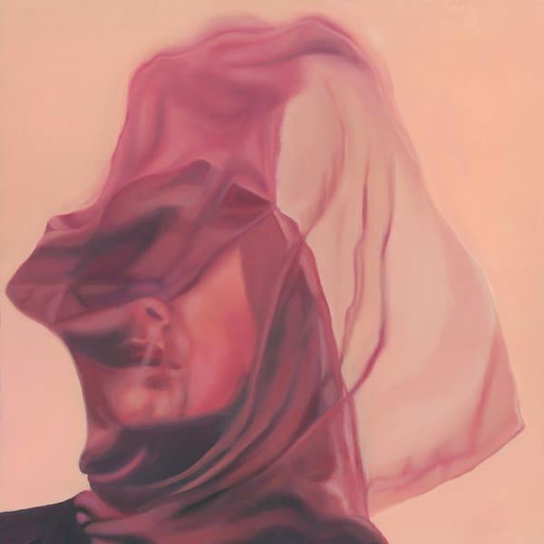 Marsha Gray Carrington figurative oil painting print
