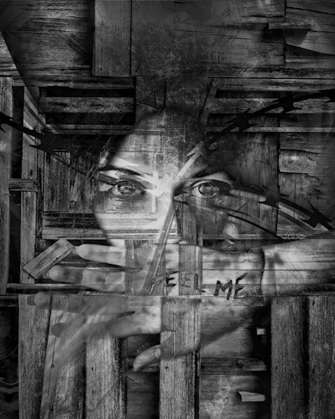 Feel Me Bw Art | R.j.Ricci Art