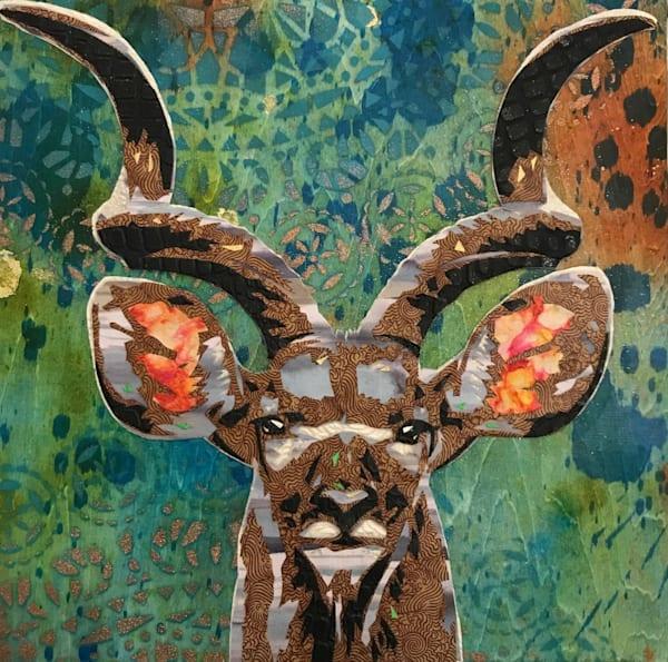 Kudu Art   Kristi Abbott Gallery & Studio