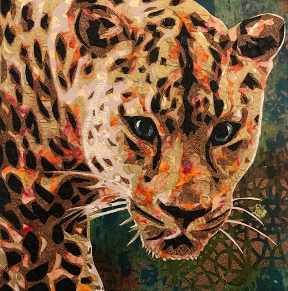 Leopard Art   Kristi Abbott Gallery & Studio