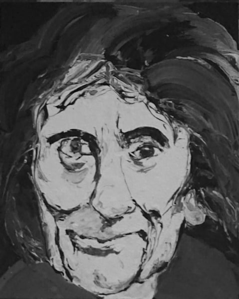 Ronnie Wood Art | Lila Lewis Irving
