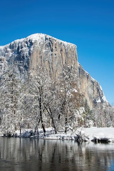 El Capitan Winter Photography Art | Greg Starnes Phtography