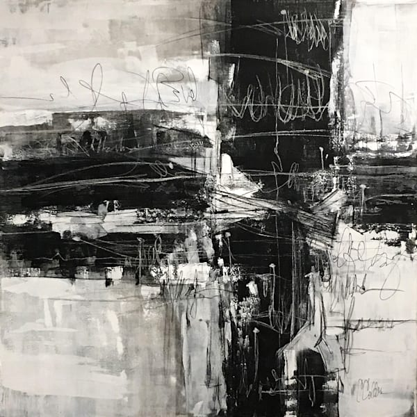Intersections - Original Abstract Painting | Cynthia Coldren Fine Art