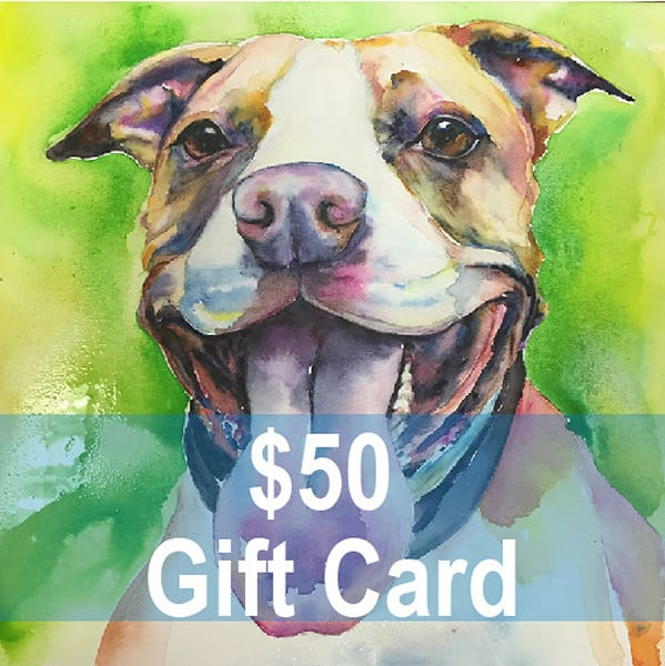 50 Gift Card | Christy! Studios
