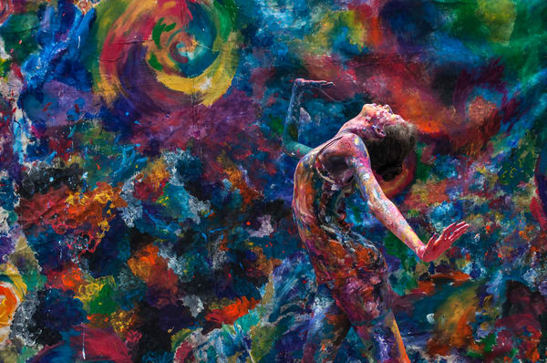 2013 8th Grade Galaxy Florida Art | BODYPAINTOGRAPHY