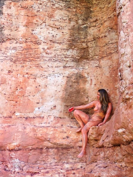 2013 Red Rocks Nevada Art | BODYPAINTOGRAPHY
