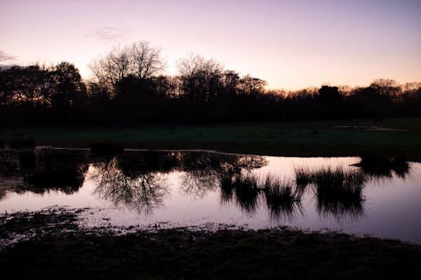 Twilight On Staines Moor Art | Martin Geddes Photography