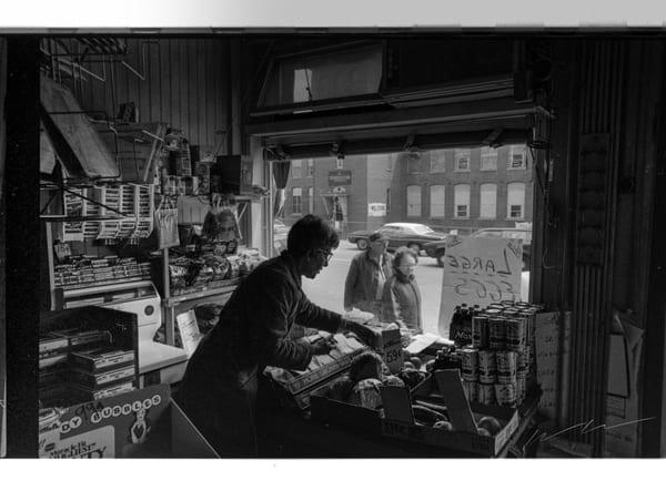 Mini Mart Circa 1979 Photography Art | Harry John Kerker Photo Artist
