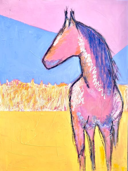 Abstract Horse 1 Art | paigedeponte