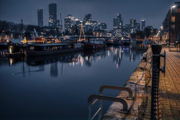 Greenland Dockside Art | Martin Geddes Photography
