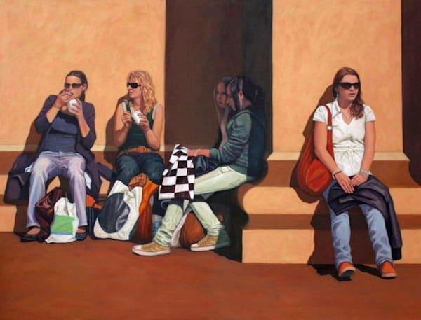 Sun And Shade  Art | Lidfors Art Studio