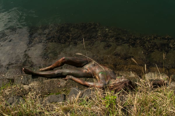 2012  Canal.Bank  Florida Art | BODYPAINTOGRAPHY