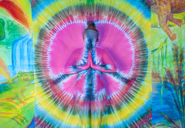 2012  Peace & Harmony  Massachusetts Art | BODYPAINTOGRAPHY