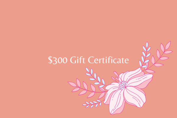 $300 Gift Card | Mina Vancardo