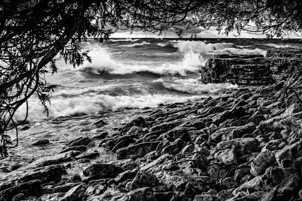 Cave Point W 0474 Photography Art | Larson Fine Art Photography