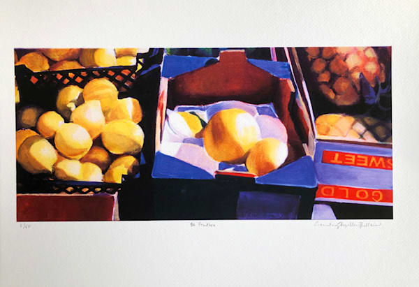 Fruitbox Art | Courtney Miller Bellairs Artist