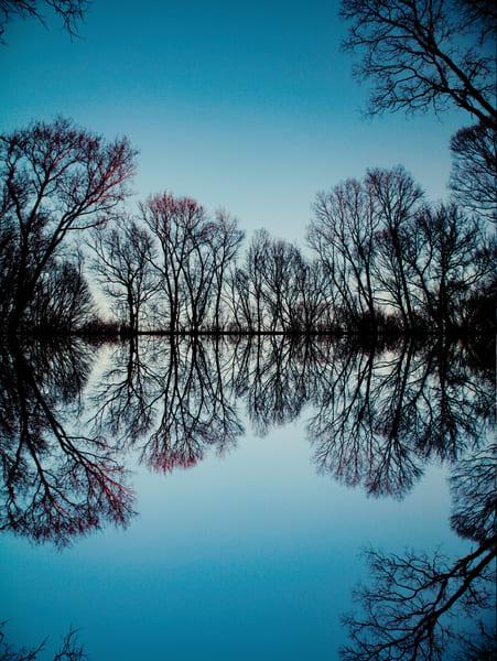 Mirror Silhouette  Photography Art | Austin Marvel