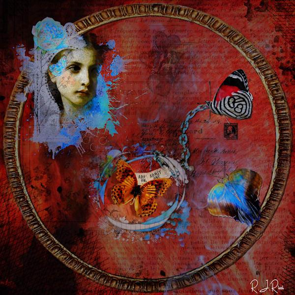 Butterfly Ring1 Art | R.j.Ricci Art