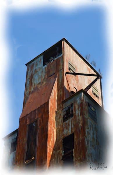 Old Buildings 2 Art | R.j.Ricci Art