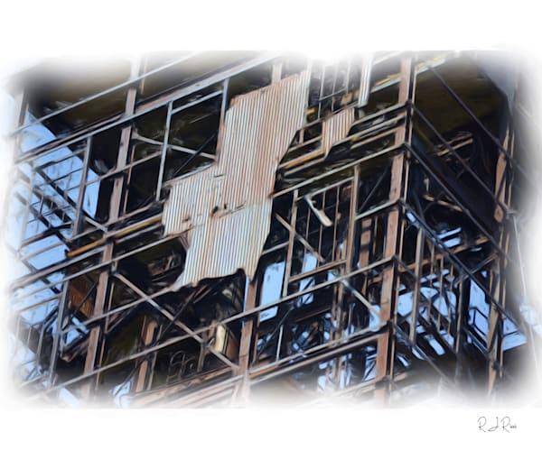 Old Building 3 Art | R.j.Ricci Art