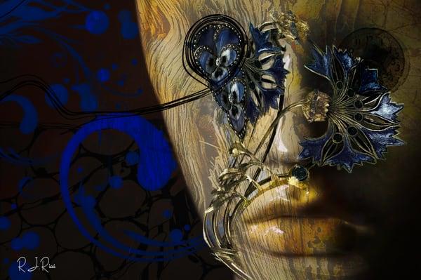 Wooden Man Art | R.j.Ricci Art