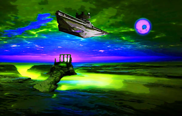 Talk To The Sky Art | Don White-Art Dreamer