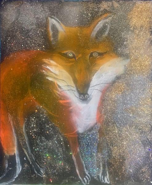 Spirit Fox Art | DuggArt