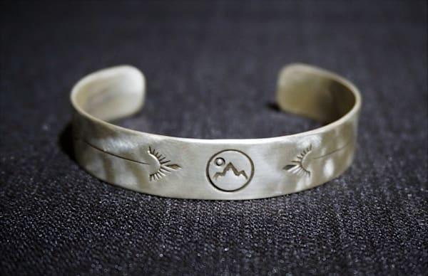 Straight Arrow Bracelet